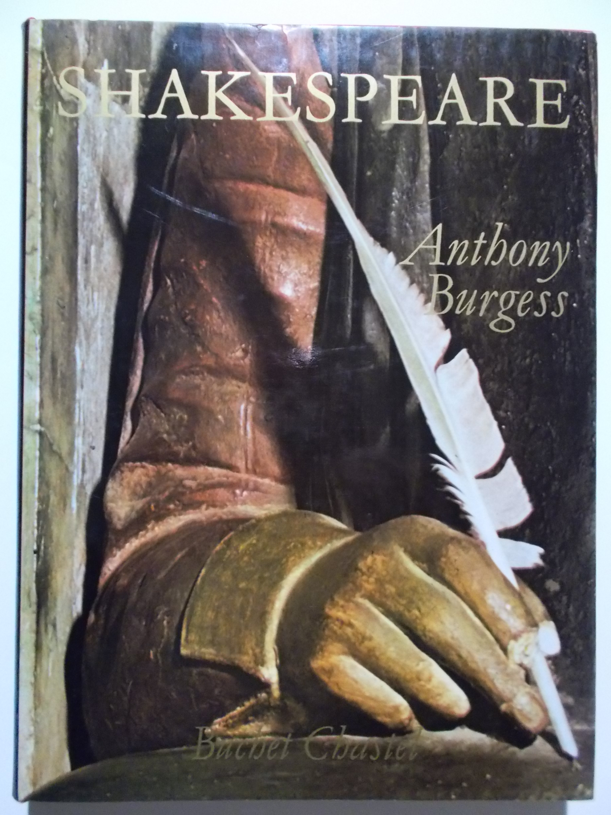 Anthony Burgess. Shakespeare