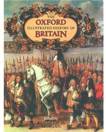 The Oxford Illustrated History of Britain - Kenneth O'Morgan