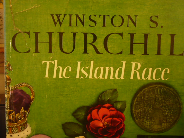 WINSTON S. CHURCHILL  The Island Race